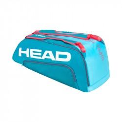 Sac Thermo Head Tour Team 9 Raquettes Turquoise