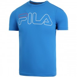 Tee Shirt Junior Fila Ricki Bleu