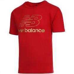 Promo Tee Shirt New Balance LifeStyle Rouge