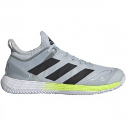 Chaussure Adidas Adizero Ubersonic 4.0 Clay Gris