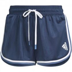 Short Femme Adidas Club Bleu Marine