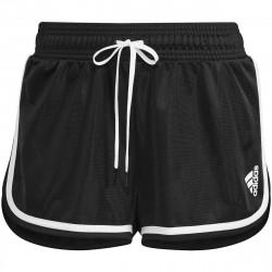 Short Femme Adidas Club Noir