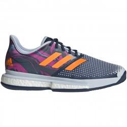 Chaussure Adidas SoleCourt PrimeBlue