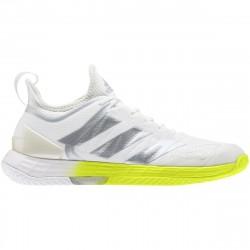 Chaussure Femme Adidas Adizero Ubersonic 4.0 Blanc