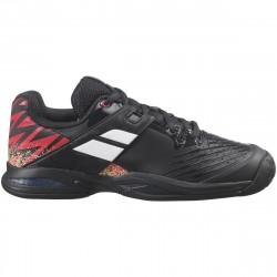 Chaussure Junior Babolat Propulse Noir