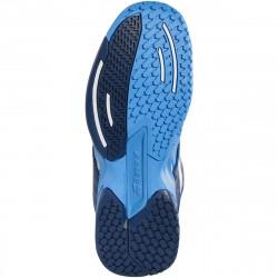 Prix Chaussure Junior Babolat Propulse Bleu