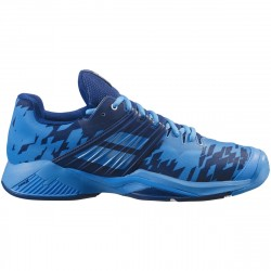 Chaussure Babolat Propulse Fury Bleu