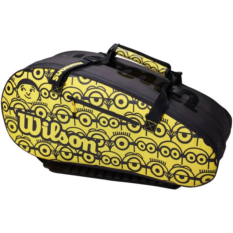Sac Thermo Wilson Tour Minions 12 Raquettes