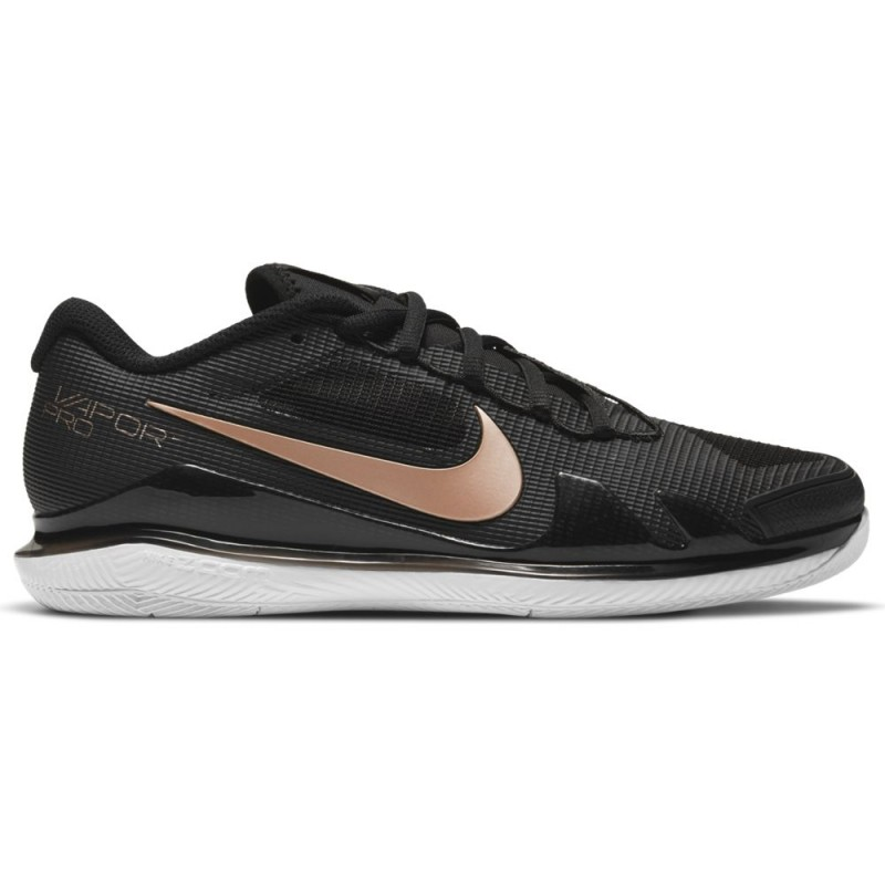 Chaussure Femme NikeCourt Air Zoom Vapor Pro Noir