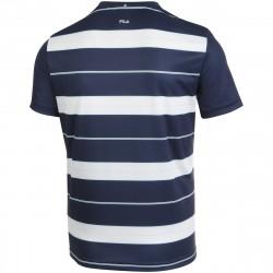 Achat Tee Shirt Fila Julian Bleu Marine