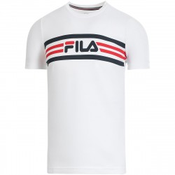 Tee Shirt Junior Fila Nicky Blanc