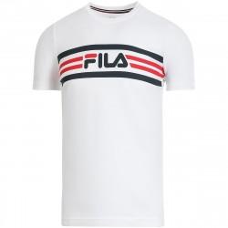 Tee Shirt Junior Fila Nicky Blanc