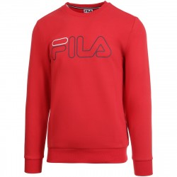 Sweat Fila Rocco Rouge