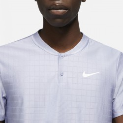Prix Polo NikeCourt Dri-FIT Advantage Mauve