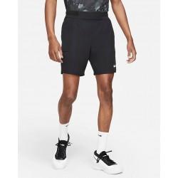 Promo Short NikeCourt Dri-FIT Advantage Noir