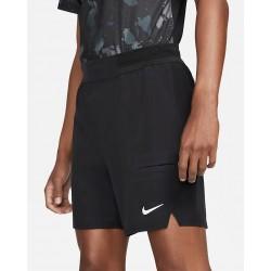 Short NikeCourt Dri-FIT Advantage Noir
