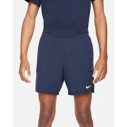 Promo Short NikeCourt Dri-FIT Advantage Bleu Marine