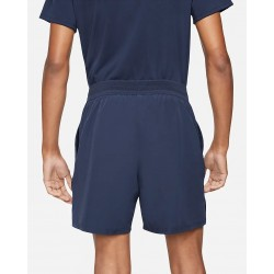 Short NikeCourt Dri-FIT Advantage Bleu Marine