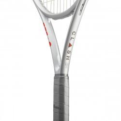 Raquette Wilson Clash 100 Pro Edition Speciale Silver