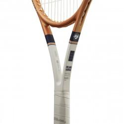 Promo Raquette Wilson Blade 98 16x19 V7 Roland Garros