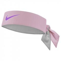 Bandeau NikeCourt Dri-FIT Rose