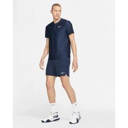 Promo Polo NikeCourt Dri-FIT Advantage Bleu Marine