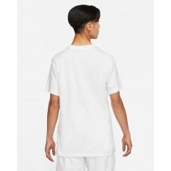 Achat Tee Shirt NikeCourt Blanc