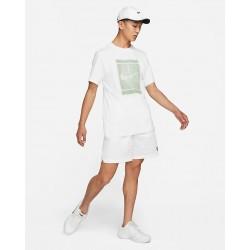 Promo Tee Shirt NikeCourt Blanc