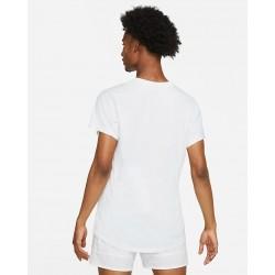 Achat Tee Shirt NikeCourt Rafa Challenger Blanc