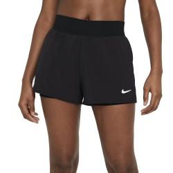 Short Femme NikeCourt Dri-FIT Victory Noir