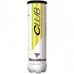 Tube de 4 Balles Tecnifibre Club