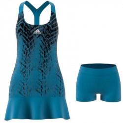 Robe Femme Adidas Primeblue Bleu