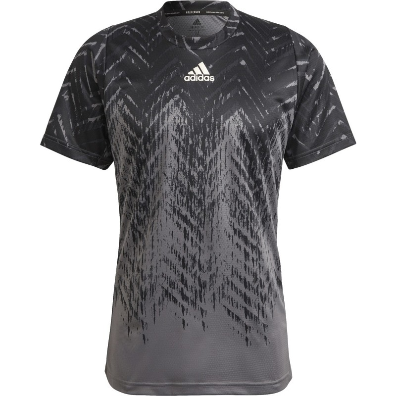 Tee Shirt Adidas Freelift Primeblue Noir