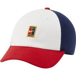 Casquette NikeCourt Heritage86 Bleu/Blanc/Rouge