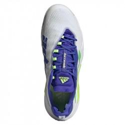 Chaussure Adidas Barricade Blanc/Violet