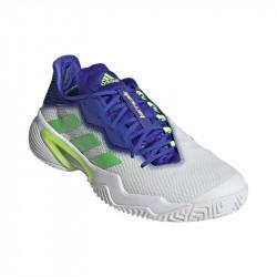 Prix Chaussure Adidas Barricade Blanc/Violet