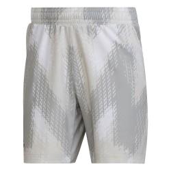 Short Adidas Primeblue 7-inch Printed Blanc