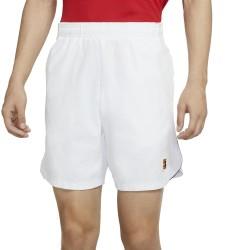 Short NikeCourt Dri-FIT Slam Blanc