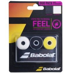 Pack Babolat Syntec Pro + VS Original