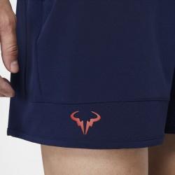 Short NikeCourt Dri-FIT ADV Rafa Bleu Marine