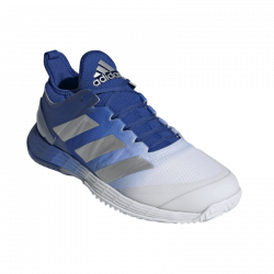 Prix Chaussure Adidas Adizero Ubersonic 4.0 Bleu/Blanc