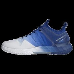 Achat Chaussure Adidas Adizero Ubersonic 4.0 Bleu/Blanc