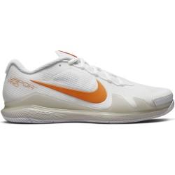 Chaussure Femme NikeCourt Air Zoom Vapor Pro Blanc/Orange