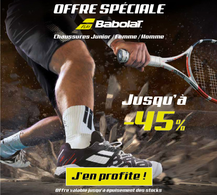 Babolat chaussures