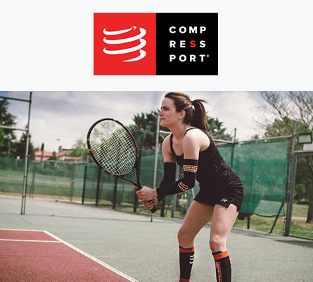 Compressport tennis