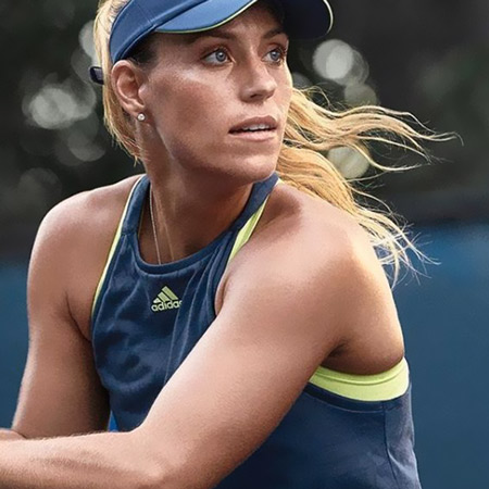 Tenue Angelique Kerber Tennis