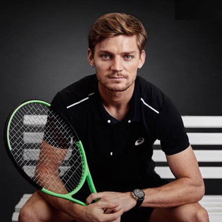 Tenue David Goffin Tennis