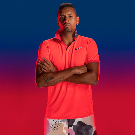 Tenue Nick Kyrgios Tennis