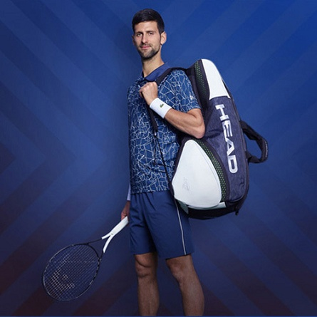 Tenue Novak Djokovic Tennis